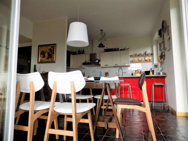 Casa indipendente in vendita a Castello Cabiaglio, 310 mq - Foto 22