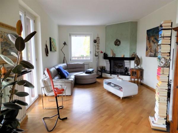 Casa indipendente in vendita a Castello Cabiaglio, 310 mq - Foto 24