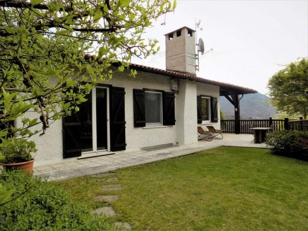 Casa indipendente in vendita a Castello Cabiaglio, 310 mq - Foto 28