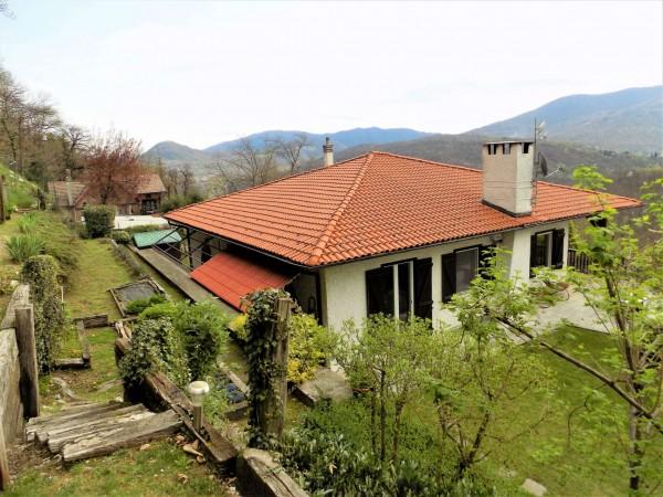 Casa indipendente in vendita a Castello Cabiaglio, 310 mq - Foto 27