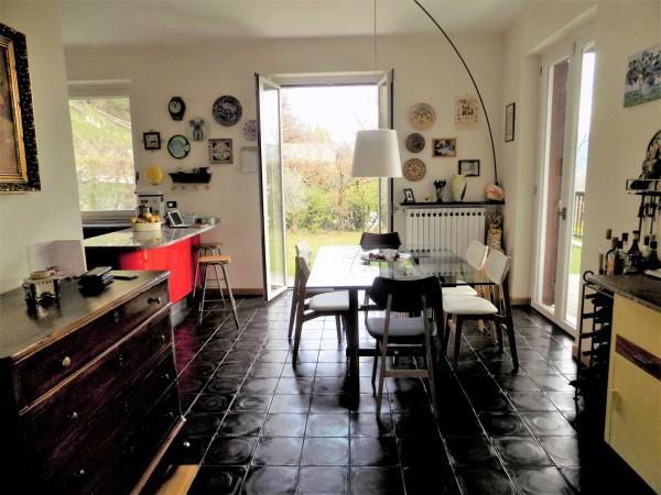 Casa indipendente in vendita a Castello Cabiaglio, 310 mq - Foto 23