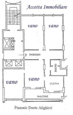Appartamento in vendita a Taranto, Semicentrale, 134 mq - Foto 2