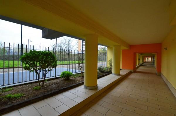 Appartamento in vendita a Torino, Juventus Stadium, Con giardino, 75 mq - Foto 22
