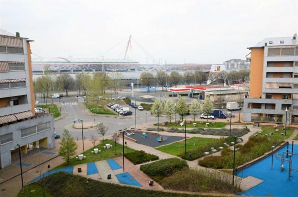 Appartamento in vendita a Torino, Juventus Stadium, Con giardino, 75 mq - Foto 19