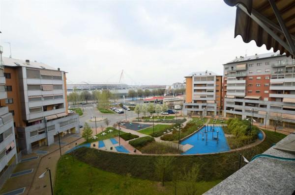 Appartamento in vendita a Torino, Juventus Stadium, Con giardino, 75 mq - Foto 20