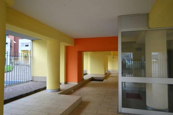Appartamento in vendita a Torino, Juventus Stadium, Con giardino, 75 mq - Foto 24