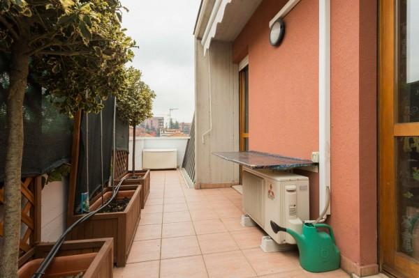 Appartamento in vendita a Cinisello Balsamo, Centro, Arredato, con giardino, 130 mq - Foto 11