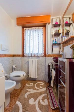 Appartamento in vendita a Cinisello Balsamo, Centro, Arredato, con giardino, 130 mq - Foto 22