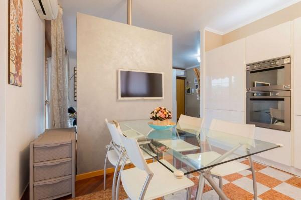 Appartamento in vendita a Cinisello Balsamo, Centro, Arredato, con giardino, 130 mq - Foto 25