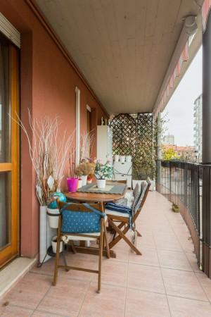 Appartamento in vendita a Cinisello Balsamo, Centro, Arredato, con giardino, 130 mq - Foto 23
