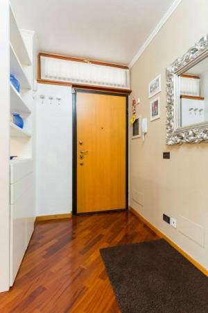 Appartamento in vendita a Cinisello Balsamo, Centro, Arredato, con giardino, 130 mq - Foto 32