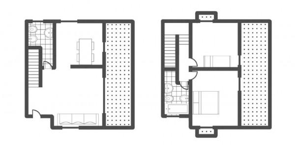 Appartamento in vendita a Cinisello Balsamo, Centro, Arredato, con giardino, 130 mq - Foto 3