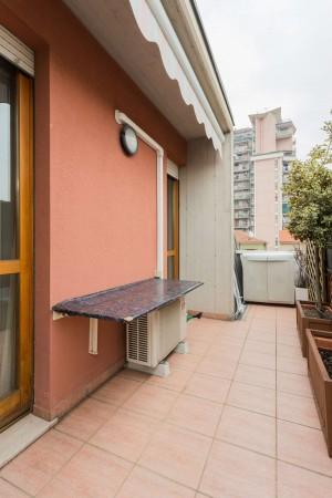 Appartamento in vendita a Cinisello Balsamo, Centro, Arredato, con giardino, 130 mq - Foto 12