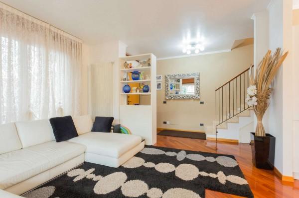 Appartamento in vendita a Cinisello Balsamo, Centro, Arredato, con giardino, 130 mq - Foto 29