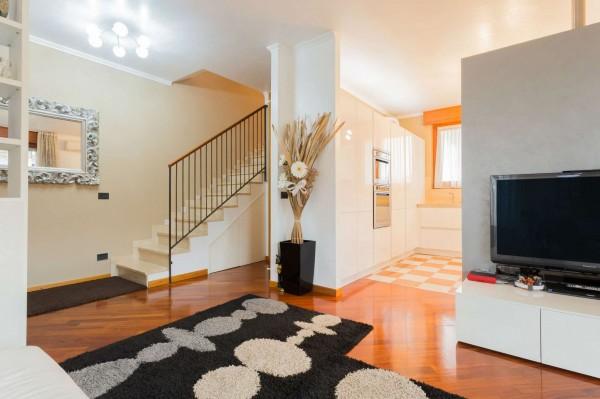 Appartamento in vendita a Cinisello Balsamo, Centro, Arredato, con giardino, 130 mq - Foto 28