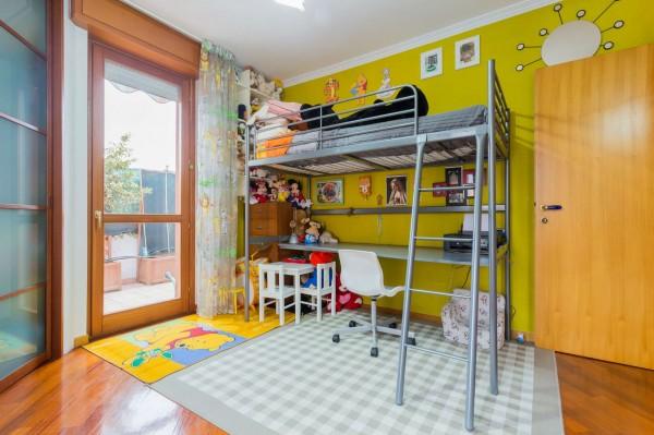 Appartamento in vendita a Cinisello Balsamo, Centro, Arredato, con giardino, 130 mq - Foto 10