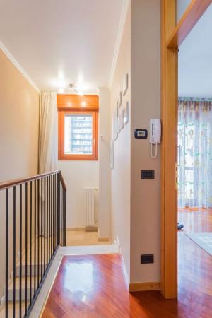 Appartamento in vendita a Cinisello Balsamo, Centro, Arredato, con giardino, 130 mq - Foto 20