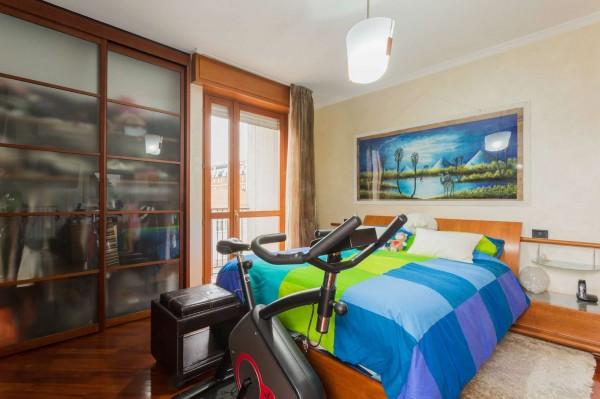 Appartamento in vendita a Cinisello Balsamo, Centro, Arredato, con giardino, 130 mq - Foto 16