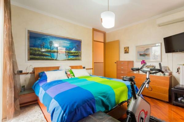 Appartamento in vendita a Cinisello Balsamo, Centro, Arredato, con giardino, 130 mq - Foto 15
