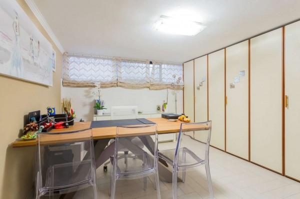 Appartamento in vendita a Cinisello Balsamo, Centro, Arredato, con giardino, 130 mq - Foto 7