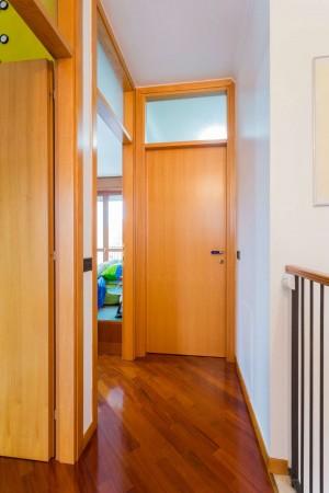 Appartamento in vendita a Cinisello Balsamo, Centro, Arredato, con giardino, 130 mq - Foto 21