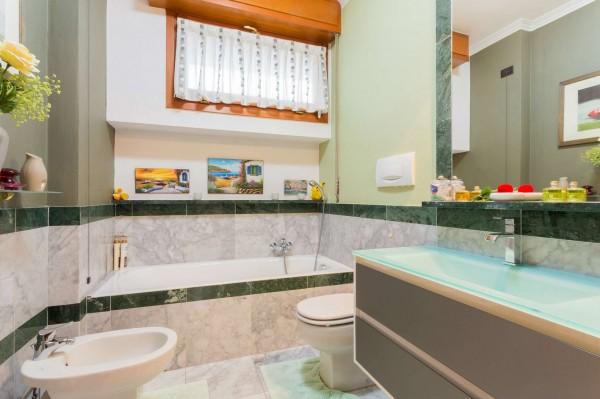 Appartamento in vendita a Cinisello Balsamo, Centro, Arredato, con giardino, 130 mq - Foto 19