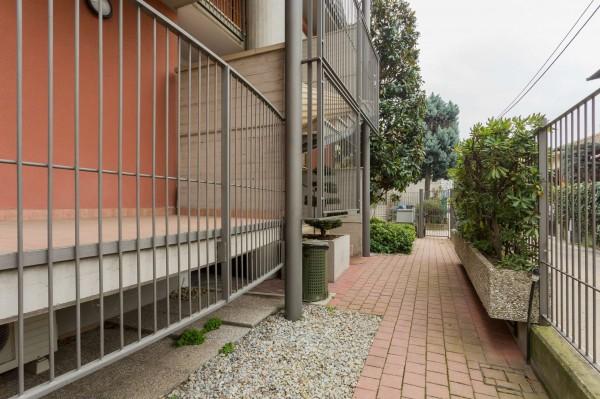 Appartamento in vendita a Cinisello Balsamo, Centro, Arredato, con giardino, 130 mq - Foto 5