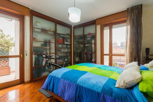 Appartamento in vendita a Cinisello Balsamo, Centro, Arredato, con giardino, 130 mq - Foto 17