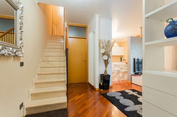 Appartamento in vendita a Cinisello Balsamo, Centro, Arredato, con giardino, 130 mq - Foto 31