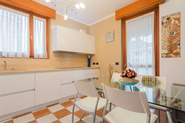 Appartamento in vendita a Cinisello Balsamo, Centro, Arredato, con giardino, 130 mq - Foto 27