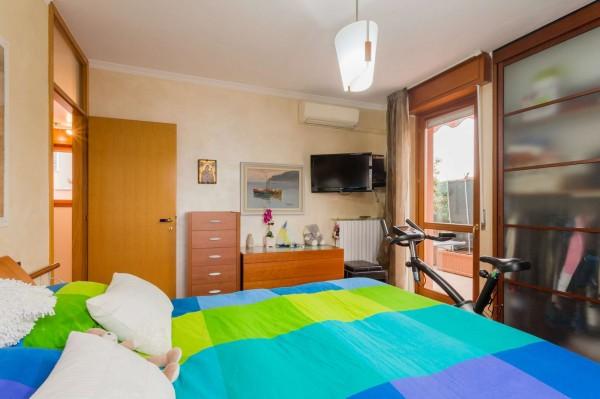 Appartamento in vendita a Cinisello Balsamo, Centro, Arredato, con giardino, 130 mq - Foto 14