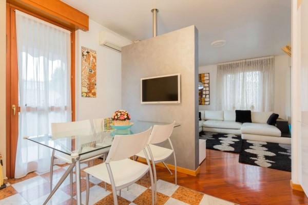 Appartamento in vendita a Cinisello Balsamo, Centro, Arredato, con giardino, 130 mq - Foto 26