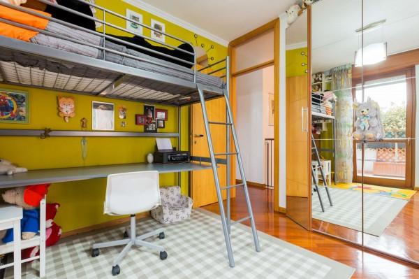 Appartamento in vendita a Cinisello Balsamo, Centro, Arredato, con giardino, 130 mq - Foto 9