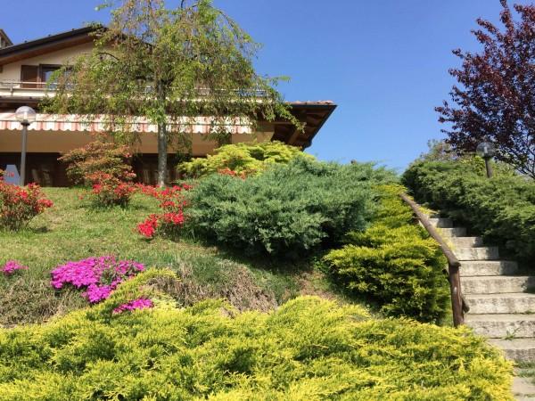 Villa in vendita a Besozzo, Bogno, Con giardino, 250 mq - Foto 24