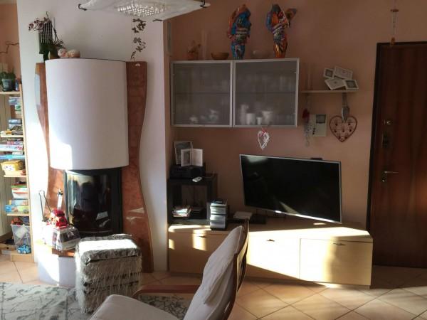 Appartamento in vendita a Gemonio, Alta, Con giardino, 90 mq - Foto 4
