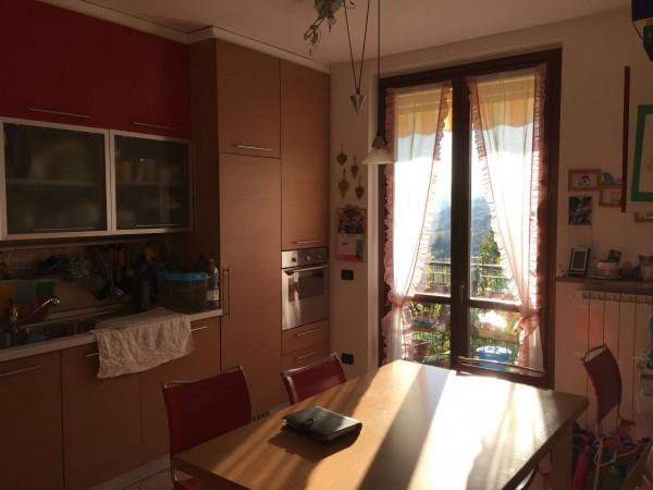 Appartamento in vendita a Gemonio, Alta, Con giardino, 90 mq - Foto 17