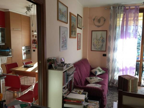 Appartamento in vendita a Gemonio, Alta, Con giardino, 90 mq - Foto 2