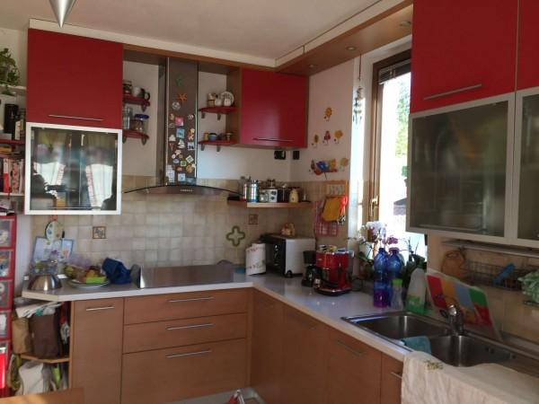 Appartamento in vendita a Gemonio, Alta, Con giardino, 90 mq - Foto 16