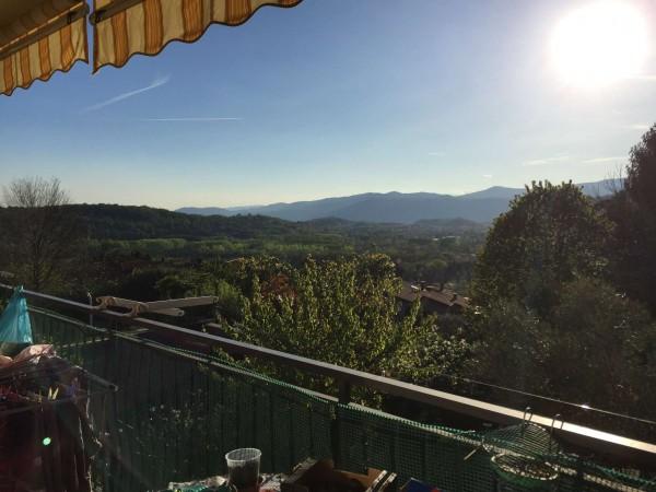 Appartamento in vendita a Gemonio, Alta, Con giardino, 90 mq - Foto 1