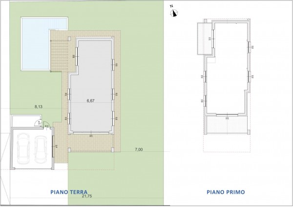 Villa in vendita a Inzago, Naviglio, Con giardino, 185 mq - Foto 7