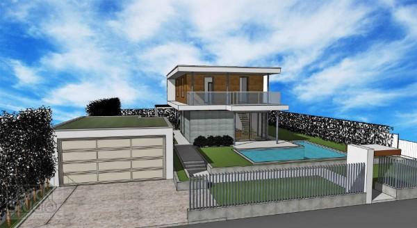 Villa in vendita a Inzago, Naviglio, Con giardino, 185 mq - Foto 20