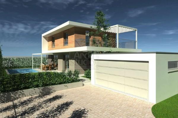 Villa in vendita a Inzago, Naviglio, Con giardino, 185 mq - Foto 12