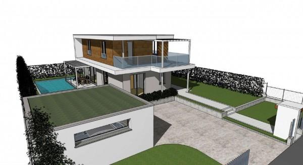 Villa in vendita a Inzago, Naviglio, Con giardino, 185 mq - Foto 17