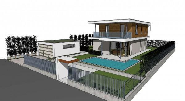 Villa in vendita a Inzago, Naviglio, Con giardino, 185 mq - Foto 13