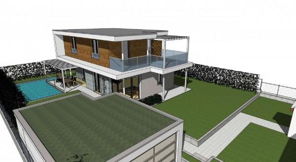 Villa in vendita a Inzago, Naviglio, Con giardino, 185 mq - Foto 16