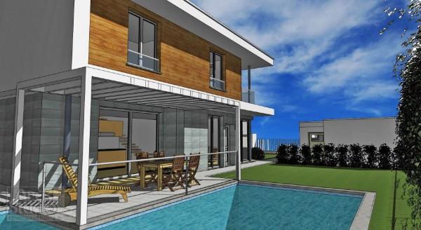 Villa in vendita a Inzago, Naviglio, Con giardino, 185 mq