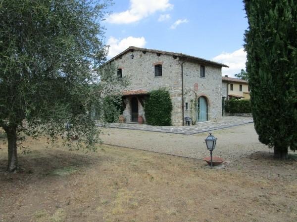 Rustico/Casale in vendita a Bagno a Ripoli, Con giardino, 350 mq