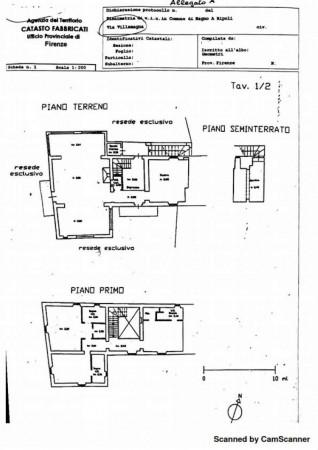 Rustico/Casale in vendita a Bagno a Ripoli, Con giardino, 350 mq - Foto 7