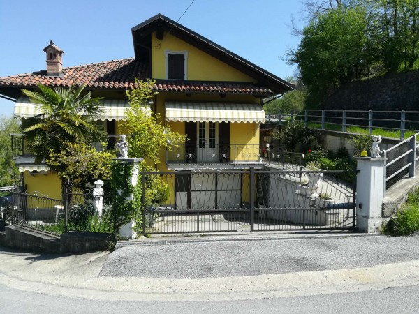 Casa indipendente in vendita a Clavesana, Zona Castello, Con giardino, 200 mq - Foto 19