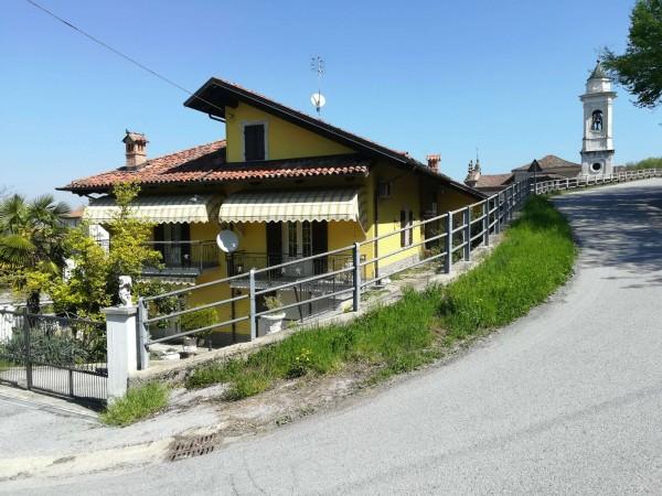 Casa indipendente in vendita a Clavesana, Zona Castello, Con giardino, 200 mq - Foto 6